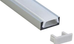Рассеиватели света для светодиодной ленты