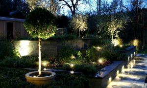 Как организовать освещение светодиодными фонарями на улице