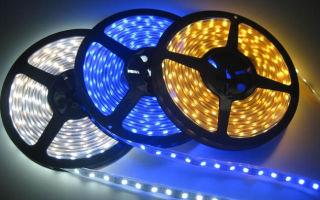 Главные критерии выбора светодиодной ленты
