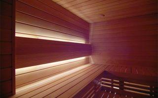 Подсветка сауны и парилки бани светодиодной лентой