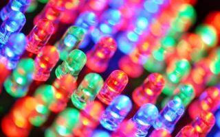 Обзор основных характеристик и параметров светодиодов