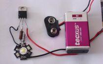 Как сделать драйвер для светодиода