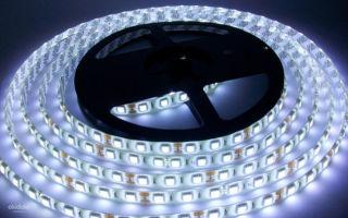 Как выбрать светодиодную ленту для улицы