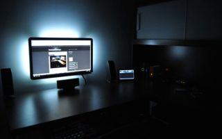 Светодиодная USB лента работающая от ПК (компьютера)