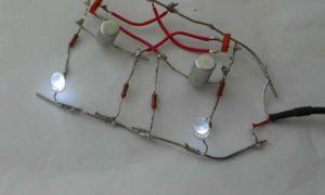 Как сделать мигающий светодиод