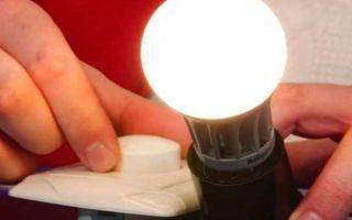Что такое диммер для светодиодной лампы и как его выбрать