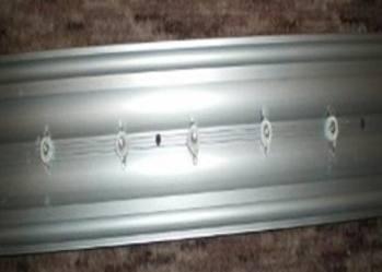 Алюминиевый профиль под светодиоды