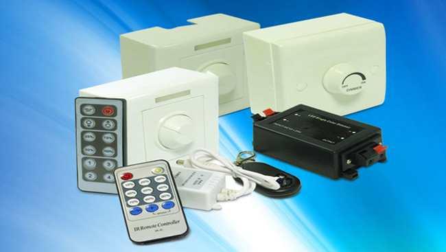 RGB контроллеры светодиодных лент