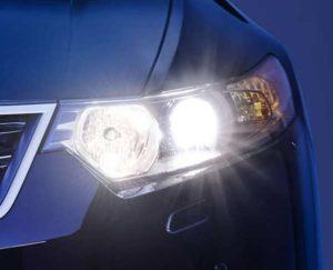 Мерцание светодиодных ламп в авто
