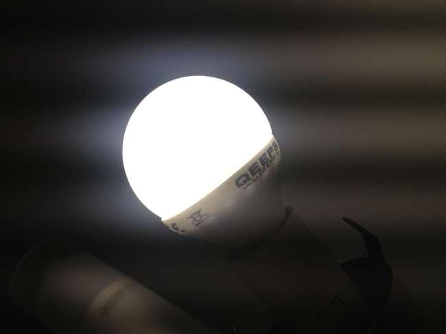 пульсация светодиодной лампы