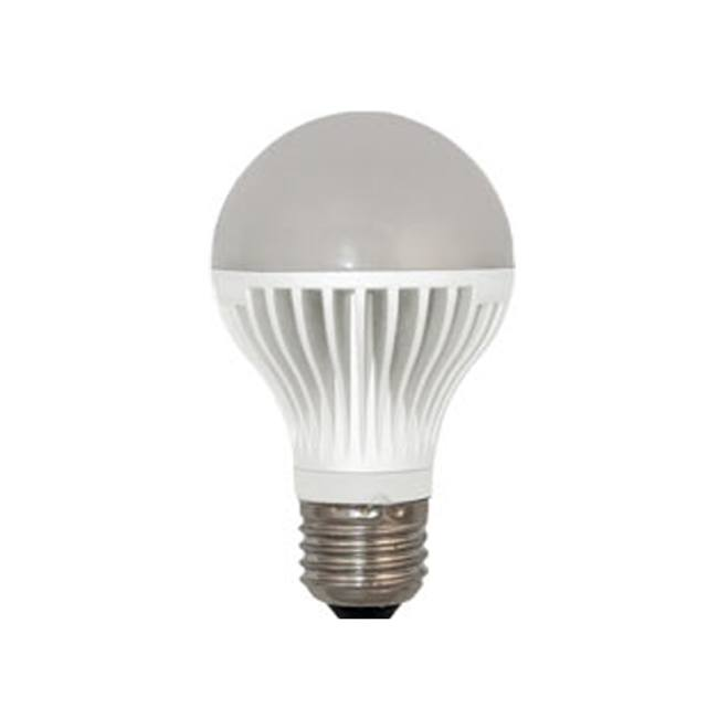 led лампа с алюминиевым радиатором