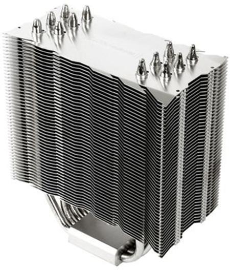 ребристый радиатор для светодиодов