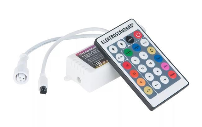 кнопочный пульт управления светодиодной лентой