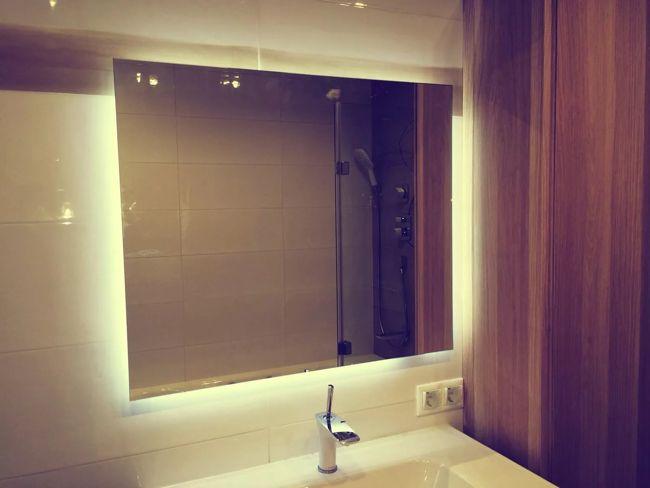 подсветка ванной комнаты светодиодной лентой