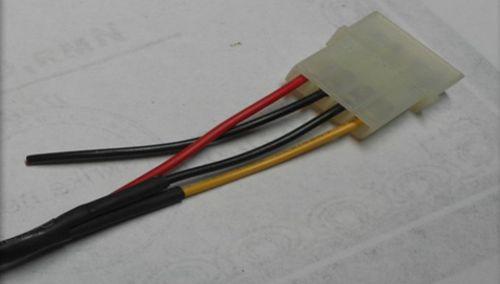 разъем питания жесткого диска для светодиодной ленты