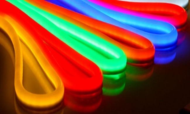 гибкий рассеиватель светодиодной ленты