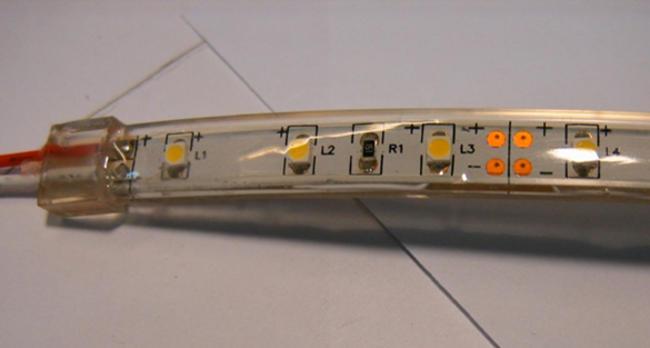 влагозащита светодиодной ленты