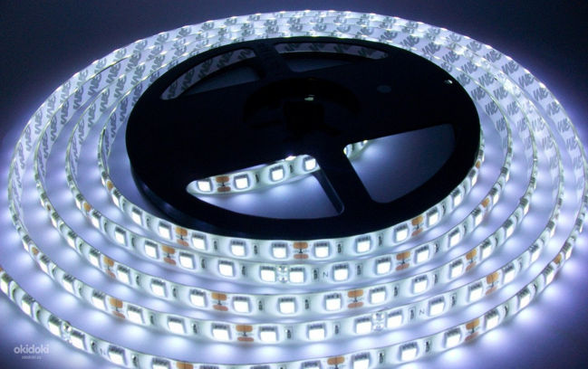 герметичная светодиодная лента для улицы