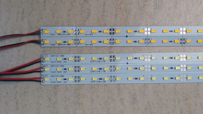 светодиодная лента на светодиодах smd 5730
