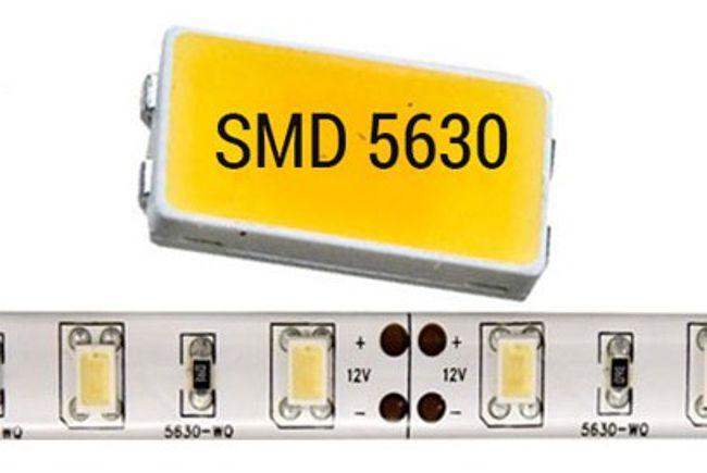 светодиод SMD 5630