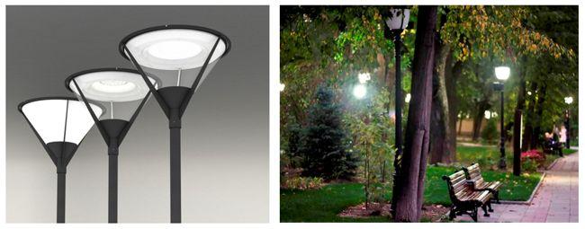 торшерные светодиодные светильники