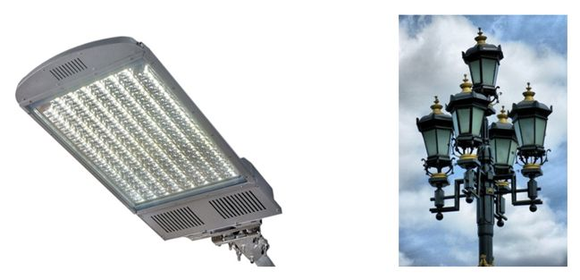 Самые дешевые светодиодные уличные