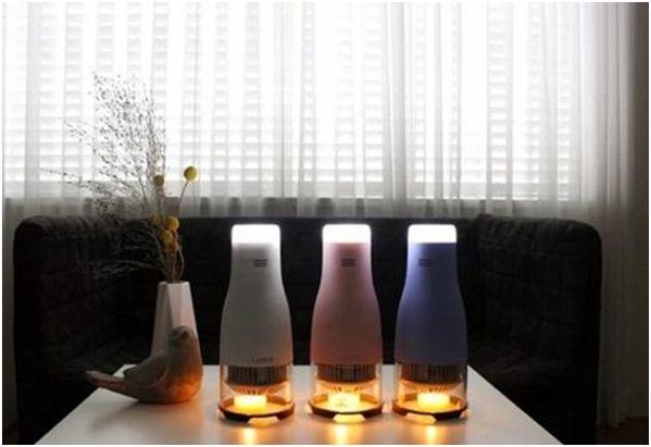 домашние настольные светильники
