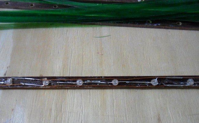 Изготовление светодиодной ленты своими руками, шаг 3