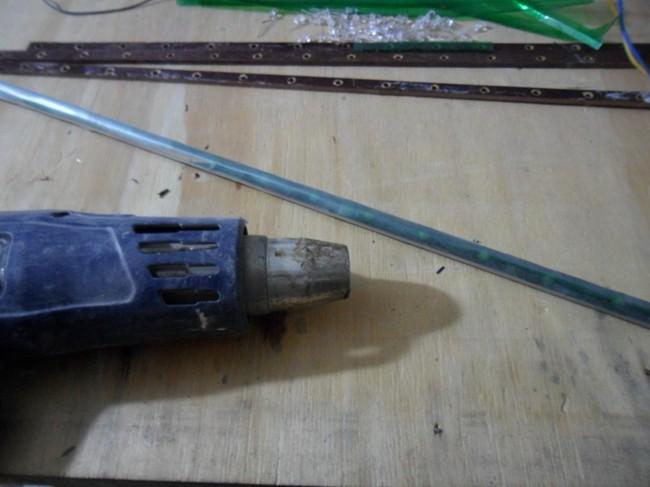 Изготовление светодиодной ленты своими руками, шаг 5